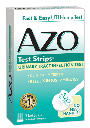 UTIs test strip